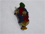 Disney Trading Pin 1980 Donald with a Mallet, from Germany
