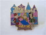 Disney Trading Pin 202 DL - 1998 Attraction Series - It's a Small World