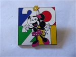Disney Trading Pin 2021 Booster - Minnie