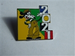 Disney Trading Pin 2021  Dated Mystery Series Mortimer Mouse