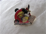 Disney Trading Pin 20363 WDW Flex - 75 Years With Mickey (Band Concert)