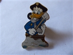 Disney Trading Pins 20551 Colonial Donald Rowing Boat