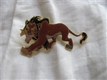 Disney Trading Pin 206: Scar from Lion King