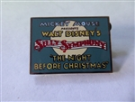 Disney Trading Pin 20600 Disney Catalog - Animated Short Boxed Pin Set #6 (The Night Before Christmas) Title