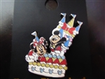 Disney Trading Pin 20742 TDL - 20th Anniversary Cake (Hinged)