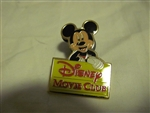 Disney Trading Pins 20883: Disney Movie Club Exclusive Pin #1 - Mickey