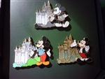 Disney Trading Pin 20 Years Of Pin Trading Castles
