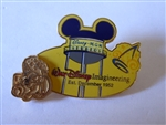 Disney Trading Pin  21462 WDI - 50th Anniversary - Disney MGM Studios (Gold)