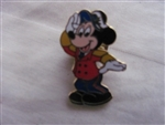Disney Trading Pin 2147 DCL - FAB 5 Characters & Friends (Mickey)