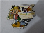 Disney Trading Pins  21614 Epcot International Flower & Garden Festival 2003 - 10th Anniversary (Minnie)