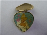 Disney Trading Pin 21633 DLR - Princess Heart Series (Cinderella) Hinged