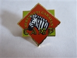 Disney Trading Pins  2175 CM Animal Kingdom Zebra Hat Pin