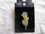 Disney Trading Pin  2206: WDW - Tapestry of Nations Parade (Diskman)