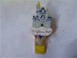 Disney Trading Pins 2210 WDW - Castle Balloon Series (Tinker Bell / Walt Disney World)