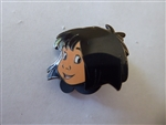Disney Trading Pin 22275 Disney Catalog - Jungle Book Boxed Pins #1 Character Heads (Mowgli)