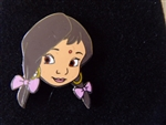 Disney Trading Pin 22285 Disney Catalog - Jungle Book Boxed Pins #2 Character Heads (Shanti)