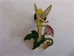Disney Trading Pin 2232 Tinker Bell on a Flower