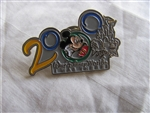 Disney Trading Pin 2233: WDW - I Was There 2000 (Gray) Memory Box
