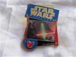 Disney Trading Pins 22358: WDW - Star Wars Weekends 2003 (Yoda & Count Dooku ) 3D