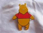 Disney Trading Pin  22494: Simple Series (Pooh Standing)