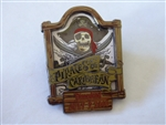 Disney Trading Pin 22647 DLR - Pirates of the Caribbean Event: Logo Pin