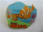 Disney Trading Pins   22754 DLR - Finding Nemo (Marlin & Nemo) Surprise Release