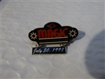 Disney Trading Pin 2314: Disney Magic - Second Anniversary (Dangle)