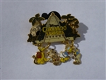 Disney Trading Pin 2333 Coronado Springs Dangle Character pin