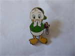 Disney Trading Pins 23462 Louie Speak No Evil - Slingshot silver artist proof