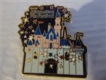 Disney Trading Pin  23871 DLR - All American Castle (Build a Pin Base) Surprise