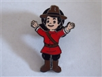 Disney Trading Pin  23915 DL - It's a Small World Boy from Boxed Set