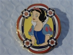 Disney Trading Pin 23932 DLR - Mickey's All American Pin Trading Festival (Snow White) Surprise Release