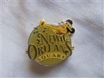 Disney Trading Pin 2395: DLR - 30th Anniversary (New Orleans Square/Mickey) Gold