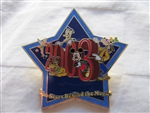 Disney Trading Pin 24080 WDW Cast Exclusive - Stars Behind the Magic 2003