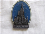 Disney Trading Pin 24272: WDW - Magic Kingdom Castle (Glitter/3D)