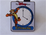 Disney Trading Pin 2429 Disney Store Efficiencies -Tigger