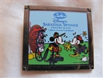 Disney Trading Pin 24314: DVC - Saratoga Springs Preview (Mickey & Minnie)