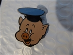 Disney Trading Pin 24316 Fiddler Pig from Disney Catalog set of 4