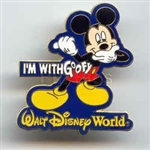 WDW - I'm with Goofy (Mickey)