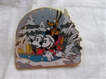 Disney Trading Pin 24422: Mickey Mouse Seasons (Winter)