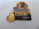 Disney Trading Pin 24577 WDI - 50th Anniversary - Walt Disney Studios (Gold)