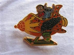 Disney Trading Pin 24629: Space Adventure Rocket (Lilo and Stitch) Movement