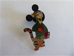 Disney Trading Pin 2481 Teacher Tigger Rare Silver Metal Prototype Version