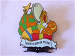 Disney Trading Pins 25164 DLR - 13 Treats in 5 Frightful Weeks Series (Snake in the Gift Scene)