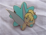 Disney Trading Pin 25204 WDW - Cast Lanyard Series 2 - Tinker Bell's Daisies #2