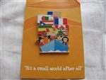 Disney Trading Pins 2528: Disneyana 2000 Small World Series -- #12 'It's a Small World After All'