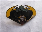 Disney Trading Pin 2530: Disneyana 2000 Small World Set -- #10 'Though the Mountains Divide' (Shan-Yu)