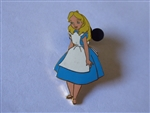 Disney Trading Pin 25686 JDS Alice in Wonderland