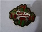 Disney Trading Pin   25796 Happy Holidays