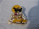Disney Trading Pin 2581 Norman Rockwell Recreation: Puppy Love (Mickey & Minnie Mouse / Pluto)